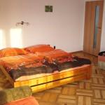 Oranžový pokoj pro 4 osoby