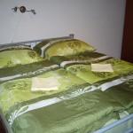 Zelený pokoj pro 4 osoby