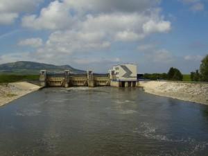 novémlýny přehrada